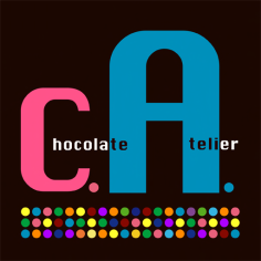 __ c.A. __ chocolate atelier Logo